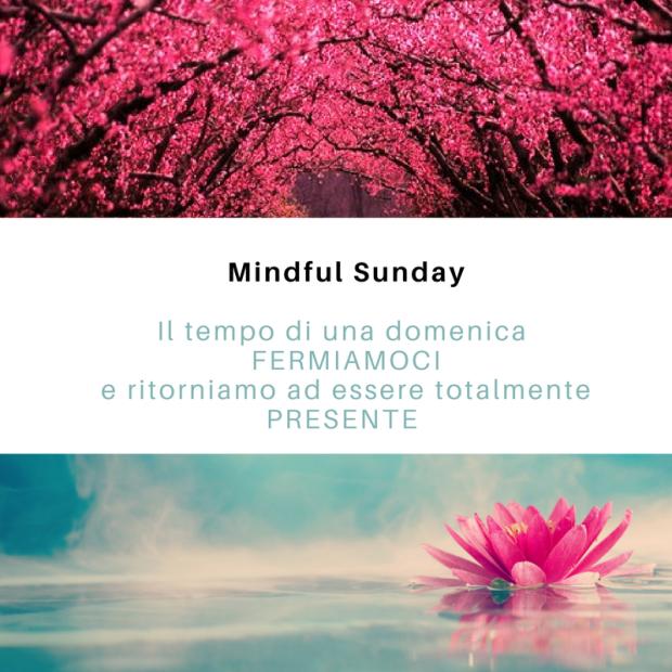 mindful sunday_tempo di una domenica